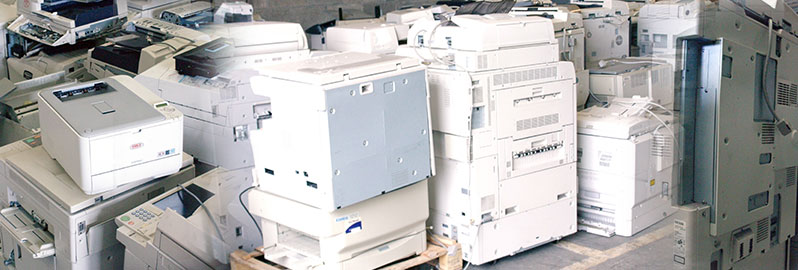 Photocopier Recycling - Kavanagh Recycling